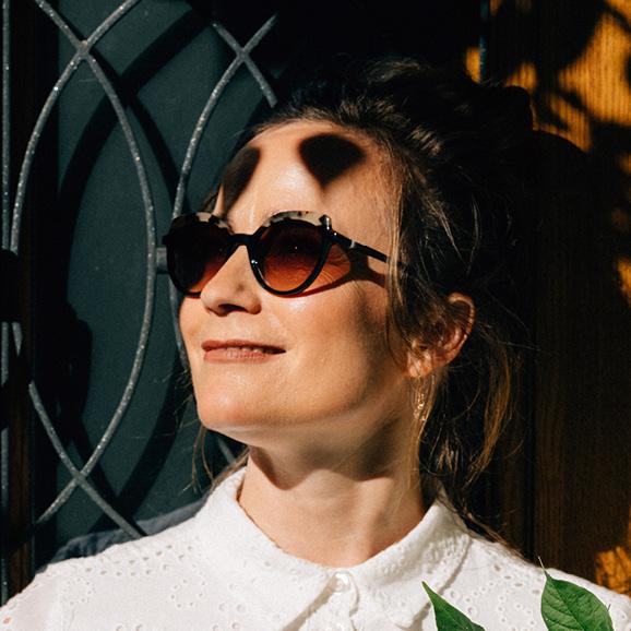 Brillen für Schmale Gesichter Sonnenbrille Trend Frau