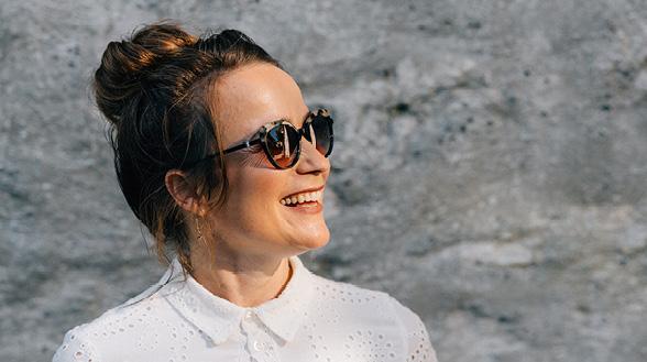 Brillen in Thun Trends Sonnenbrille Frau