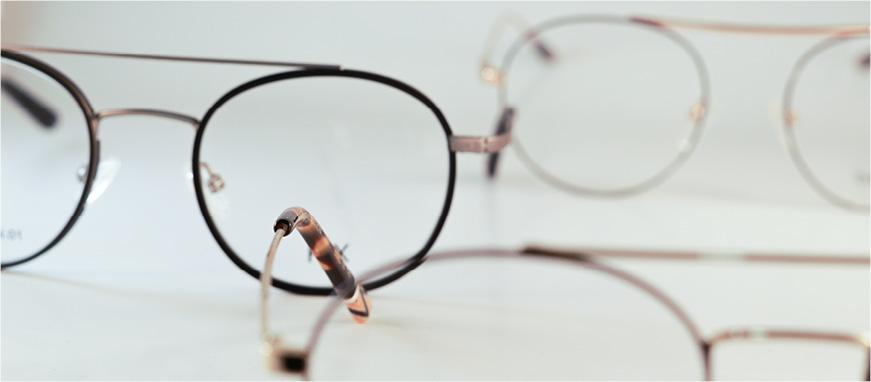 Brillenmode 2021 Trend Optiker in Thun